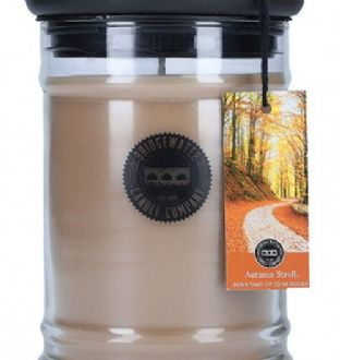 Autumn Stroll - Large Jar Candle